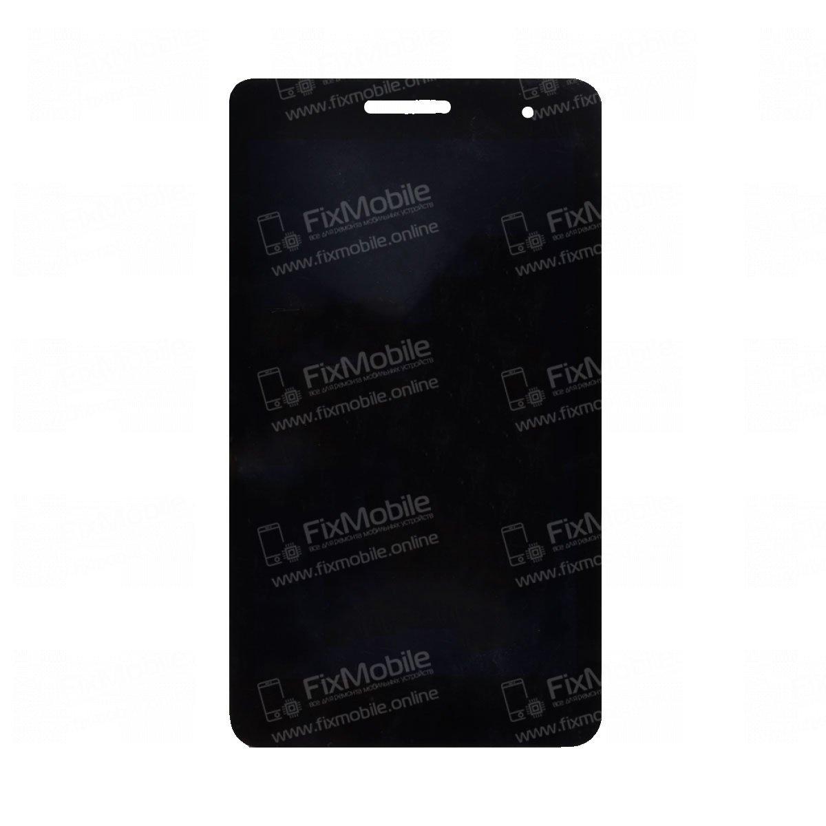 Дисплей для Huawei MediaPad T1 7.0 с тачскрином (черный)