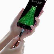 Превью Кабель HOCO U76 магнитный (USB - micro-USB) черный — 5